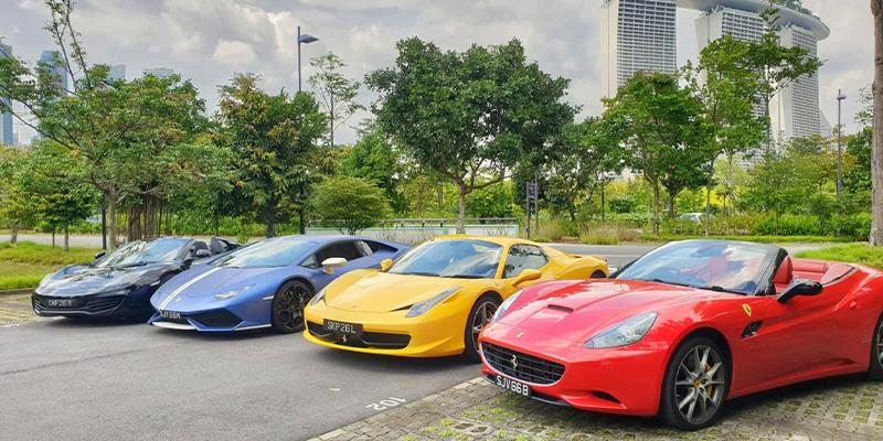 Drive a Supercar (Lamborghini, Ferrari, McLaren)