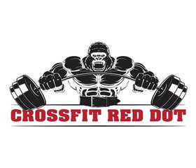 photo Cross Fit Red Dot